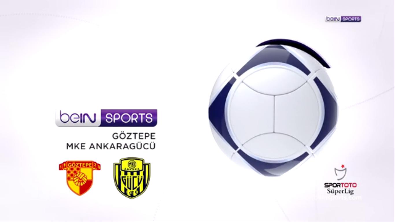 26-05-2019 - Goztepe 2-1 Ankaragucu