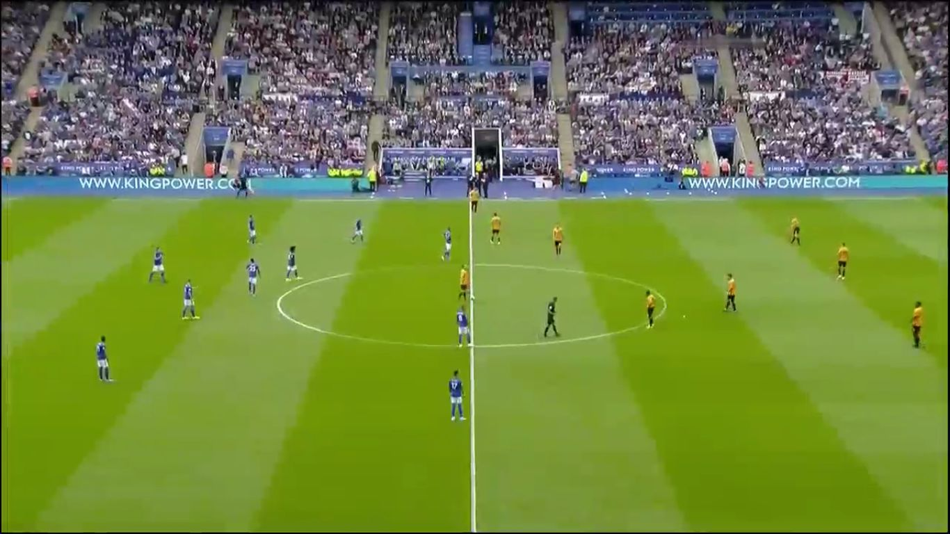 11-08-2019 - Leicester City 0-0 Wolverhampton Wanderers