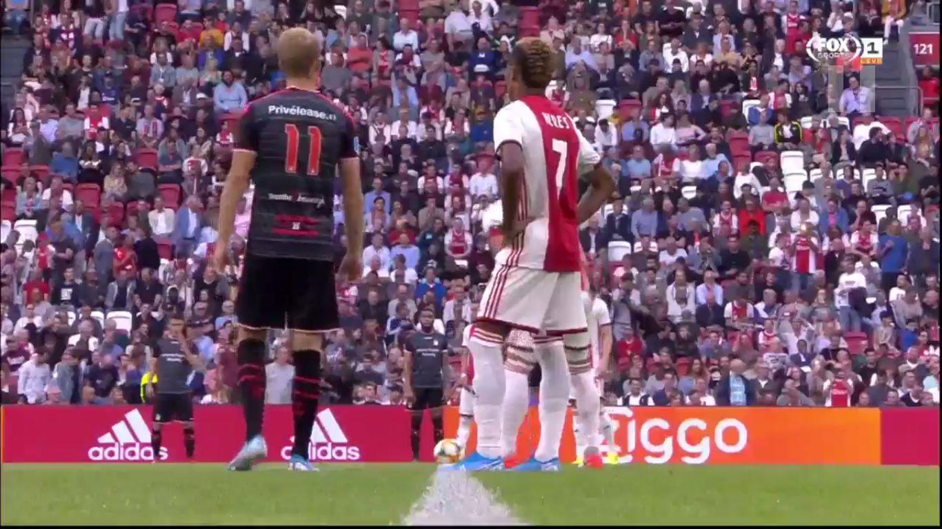 10-08-2019 - Ajax Amsterdam 5-0 FC Emmen
