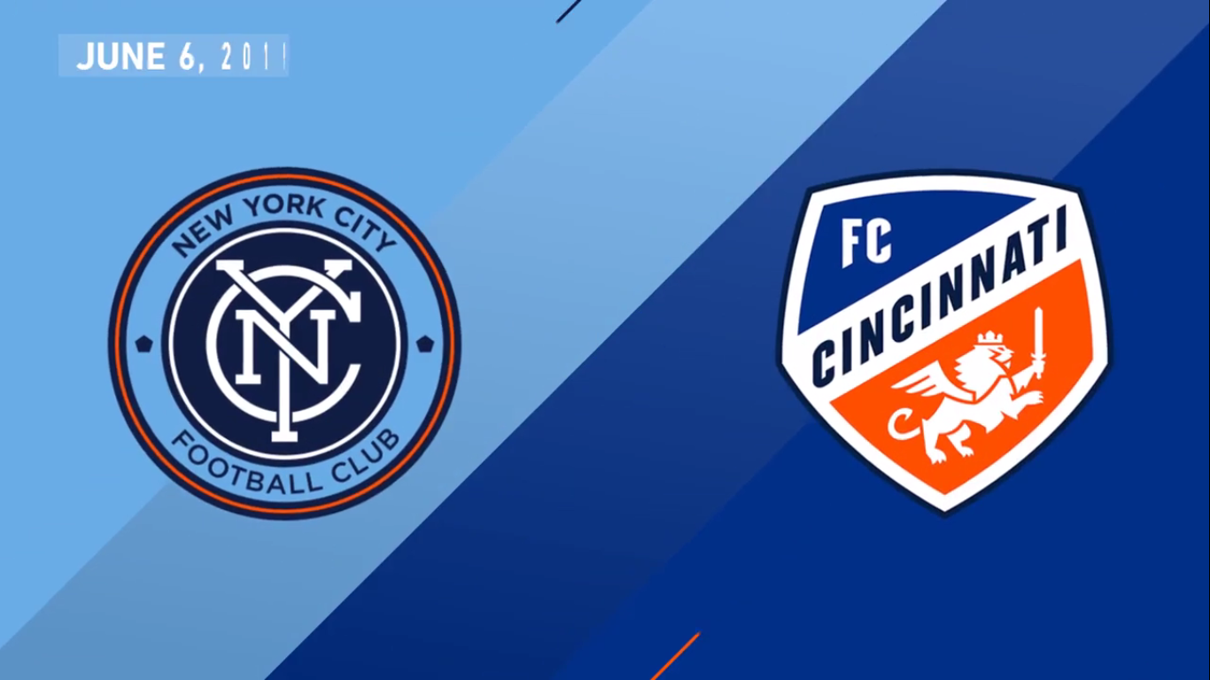 07-06-2019 - New York City FC 5-2 FC Cincinnati