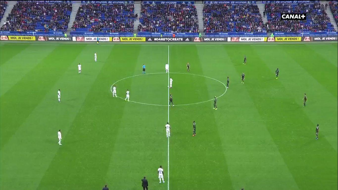 19-10-2019 - Lyon 0-0 Dijon