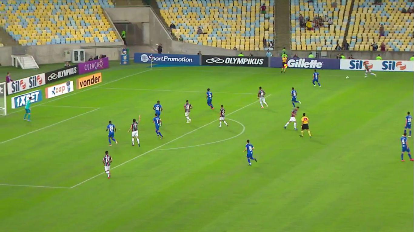 19-05-2019 - Fluminense FC RJ 4-1 Cruzeiro