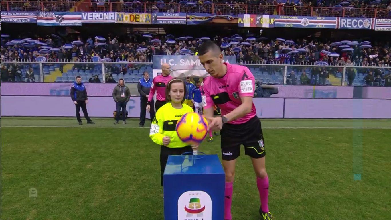 10-02-2019 - Sampdoria 0-1 Frosinone