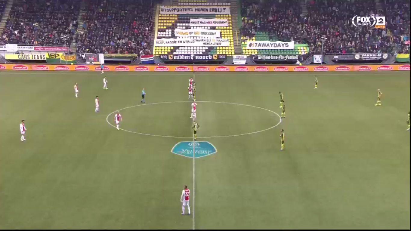 06-10-2019 - ADO Den Haag 0-2 Ajax Amsterdam