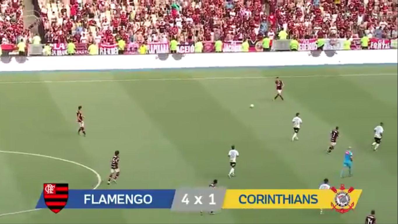 04-11-2019 - Flamengo 4-1 SC Corinthians SP
