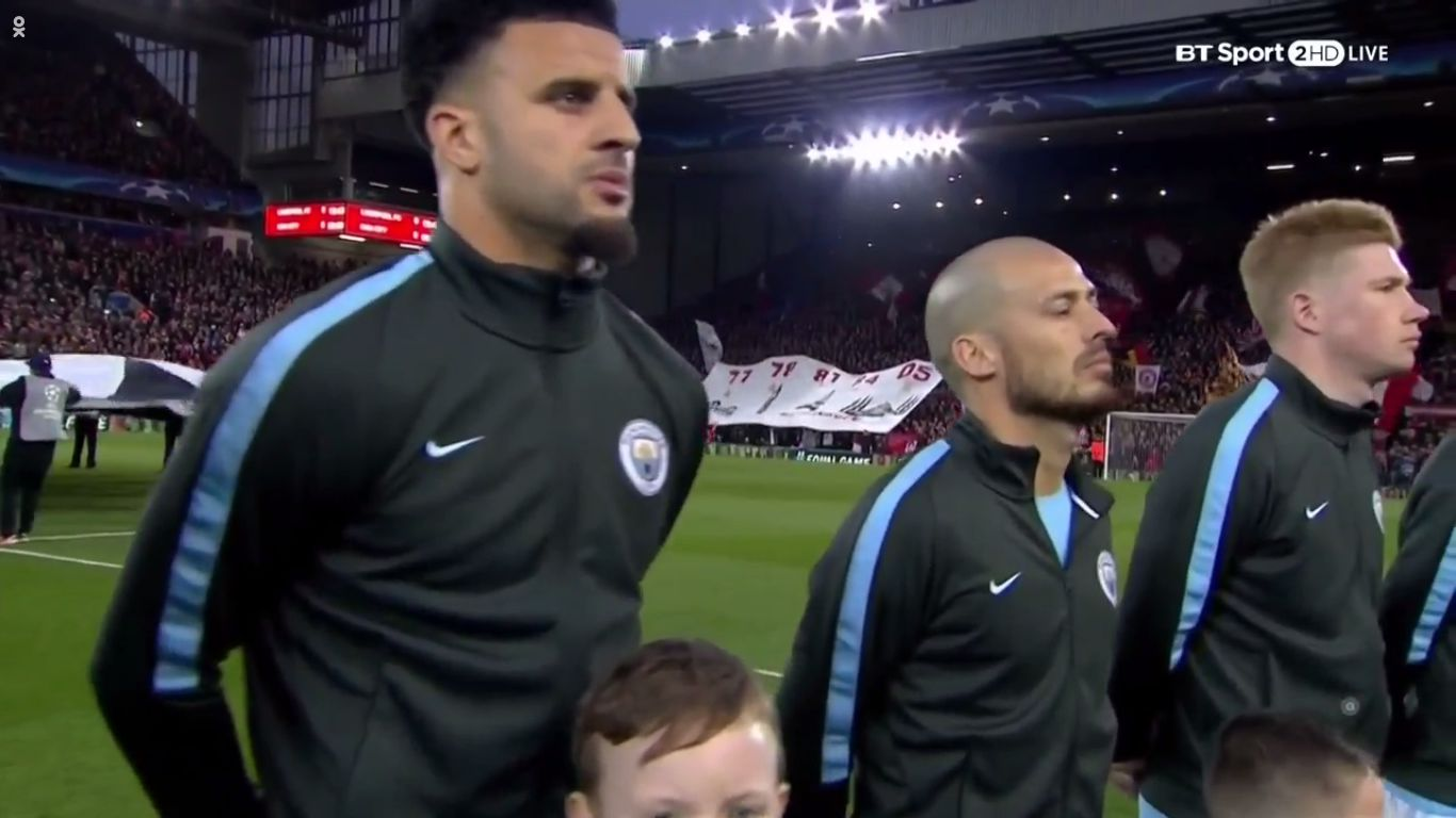 04-04-2018 - Liverpool 3-0 Manchester City (CHAMPIONS LEAGUE)