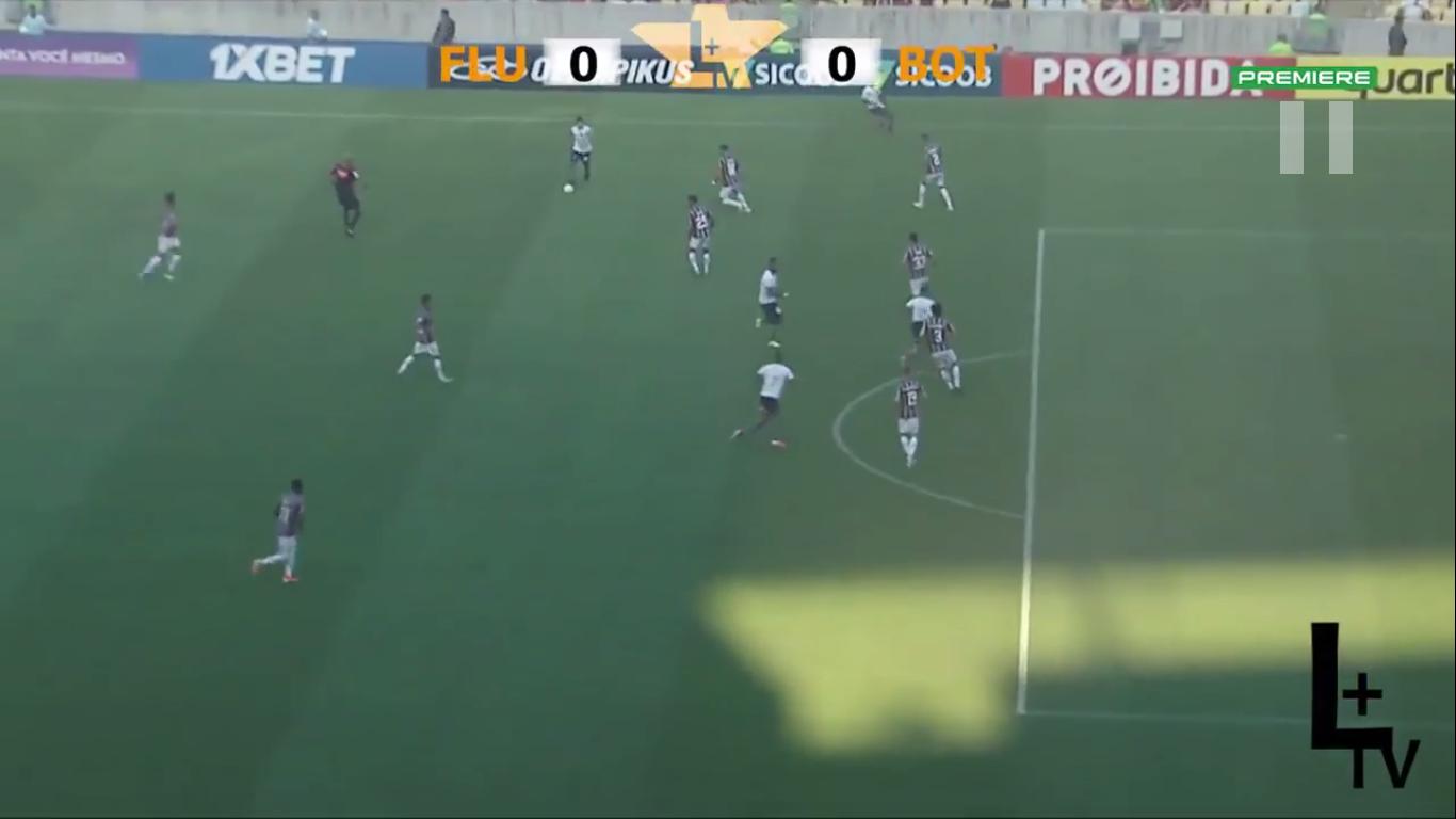 12-05-2019 - Fluminense FC RJ 0-1 Botafogo FR RJ