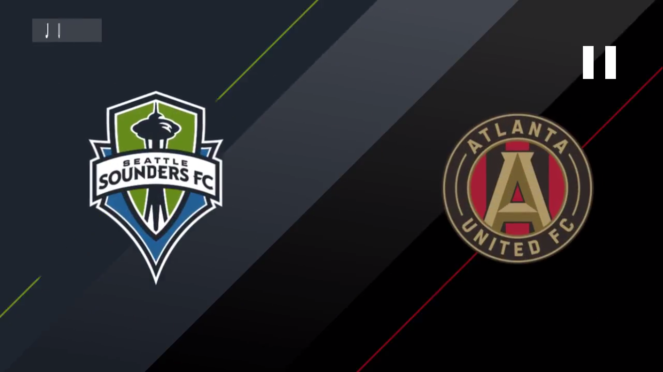 15-07-2019 - Seattle Sounders FC 2-1 Atlanta United Fc