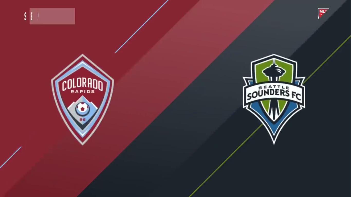 08-09-2019 - Colorado Rapids 2-0 Seattle Sounders FC