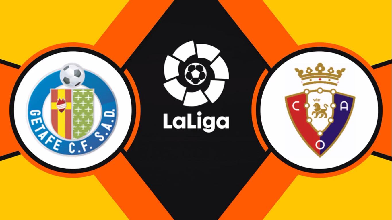 10-11-2019 - Getafe 0-0 Osasuna