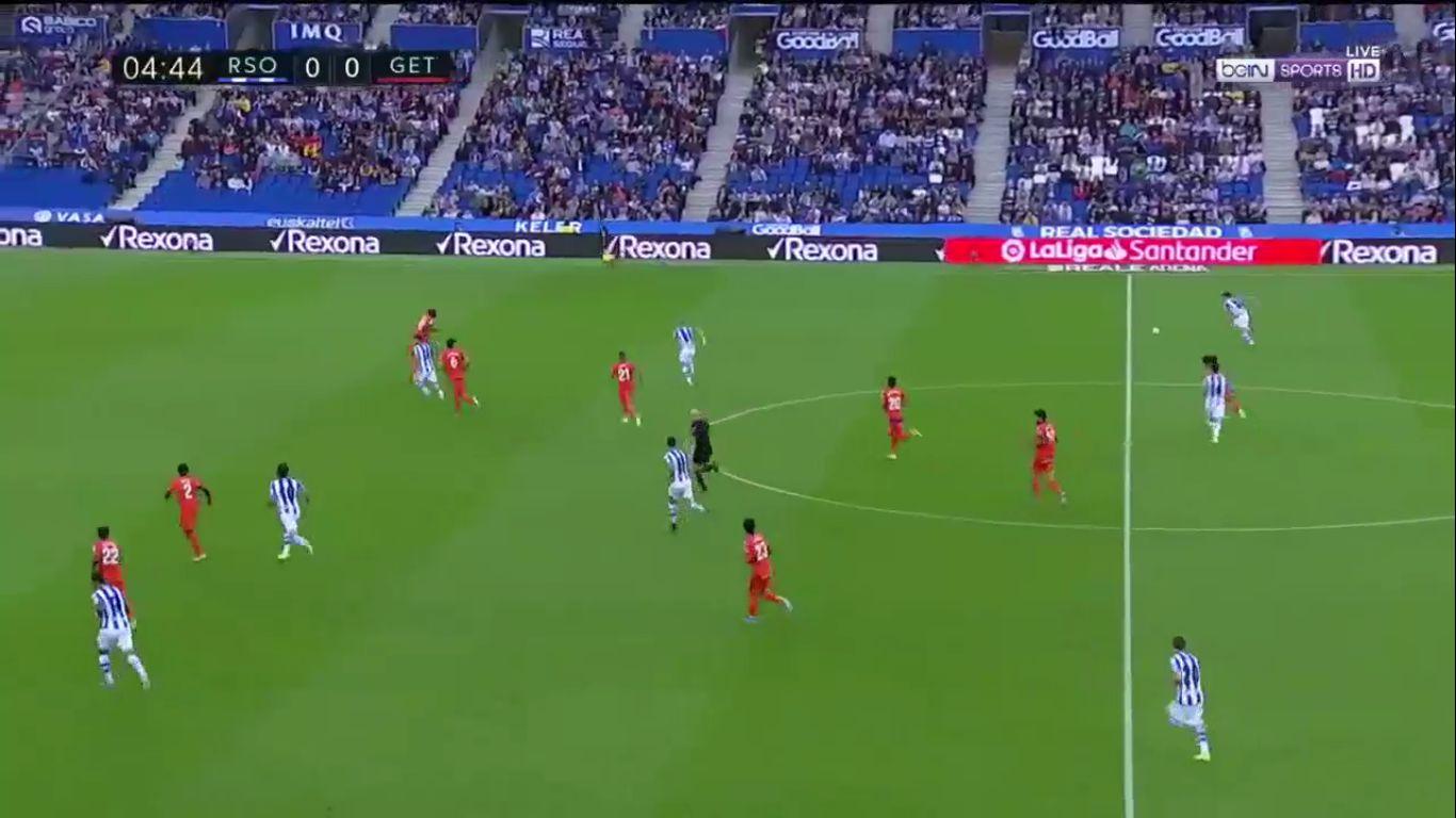 06-10-2019 - Real Sociedad 1-2 Getafe