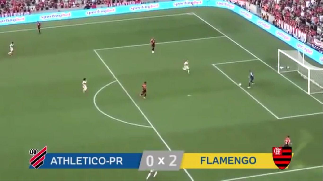 14-10-2019 - CA Paranaense PR 0-2 Flamengo