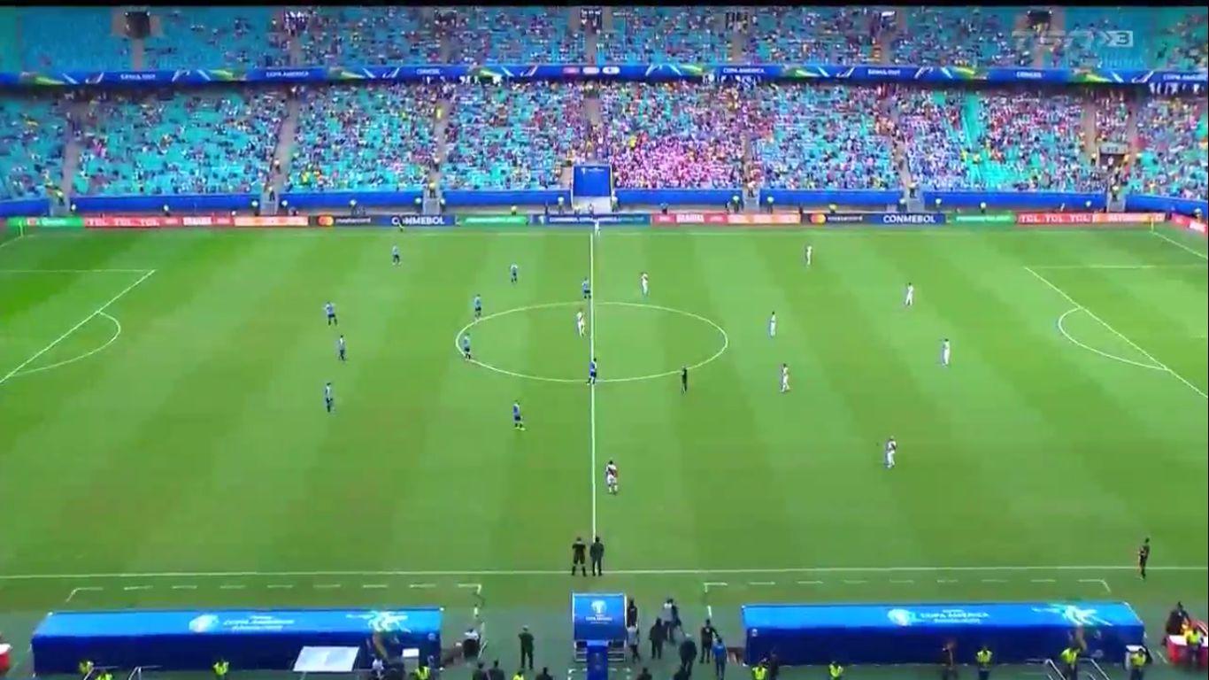 29-06-2019 - Uruguay 0-0 (4-5 PEN.) Peru (COPA AMERICA)