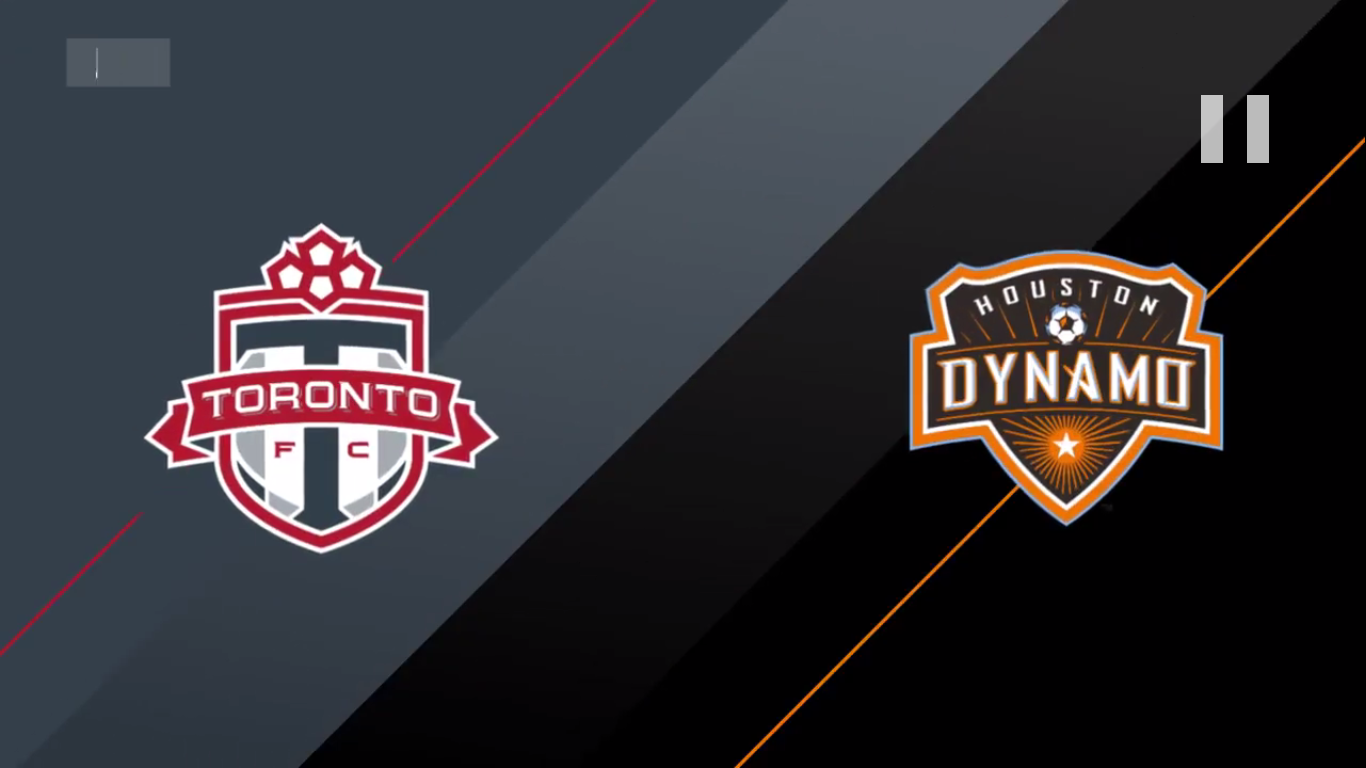 21-07-2019 - Toronto FC 1-3 Houston Dynamo