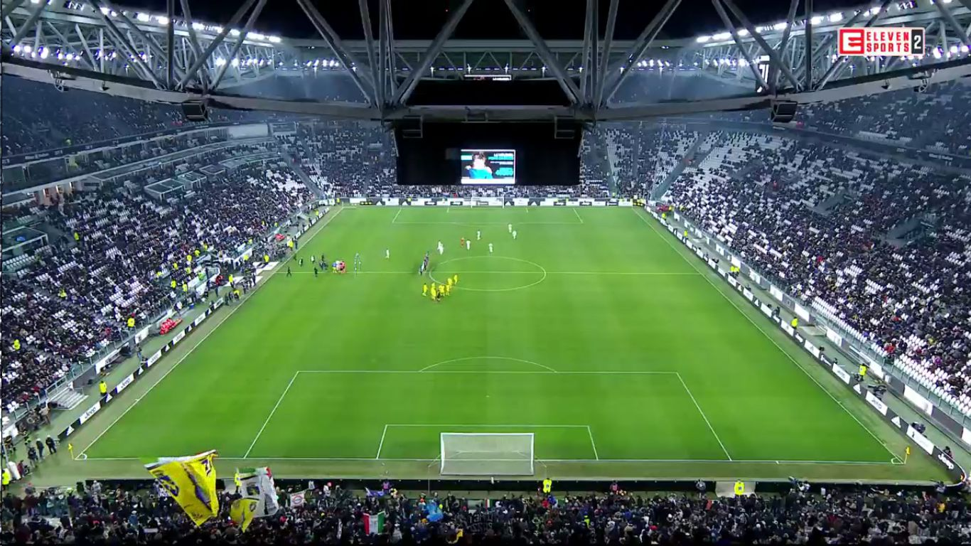 15-02-2019 - Juventus 3-0 Frosinone
