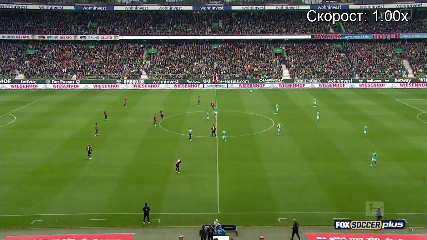 19-10-2019 - Werder Bremen 1-1 Hertha BSC