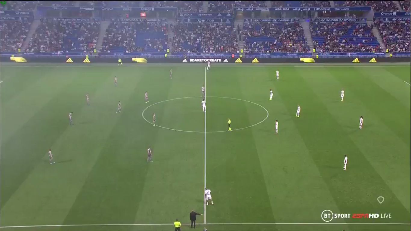 16-08-2019 - Lyon 6-0 Angers