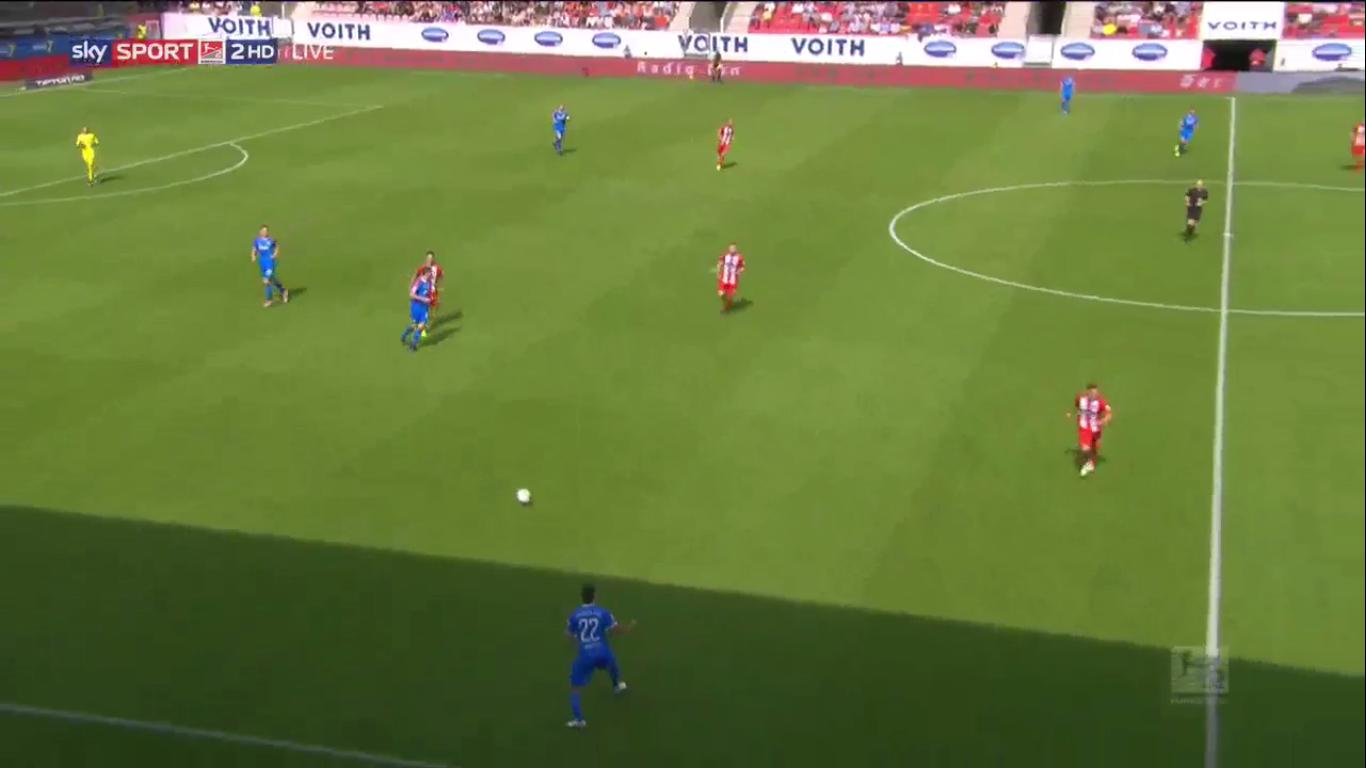 14-09-2019 - 1. FC Heidenheim 1846 3-0 Holstein Kiel (2. BUNDESLIGA)