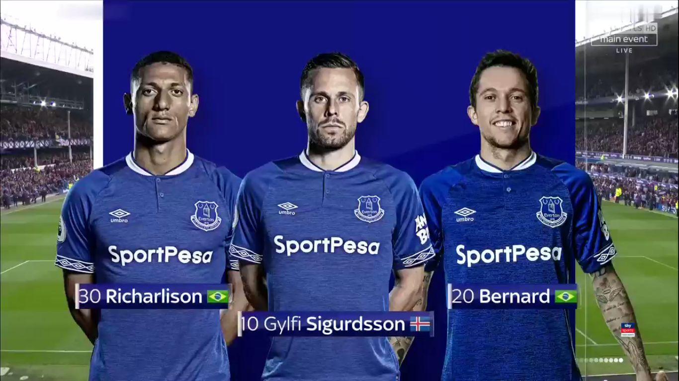 07-04-2019 - Everton 1-0 Arsenal