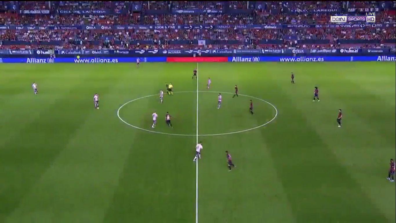 20-09-2019 - Osasuna 0-0 Real Betis