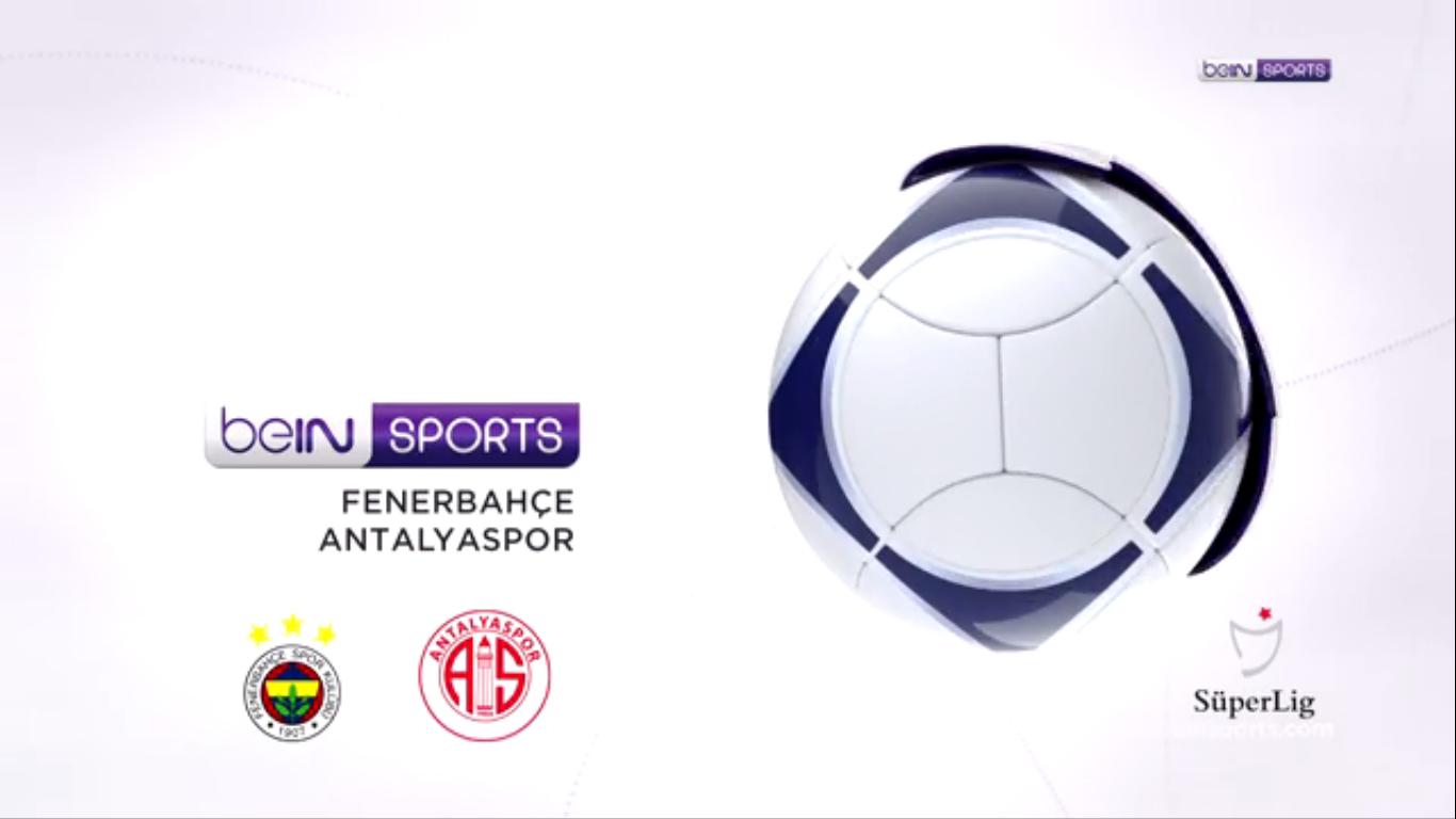 04-10-2019 - Fenerbahce 0-1 Antalyaspor
