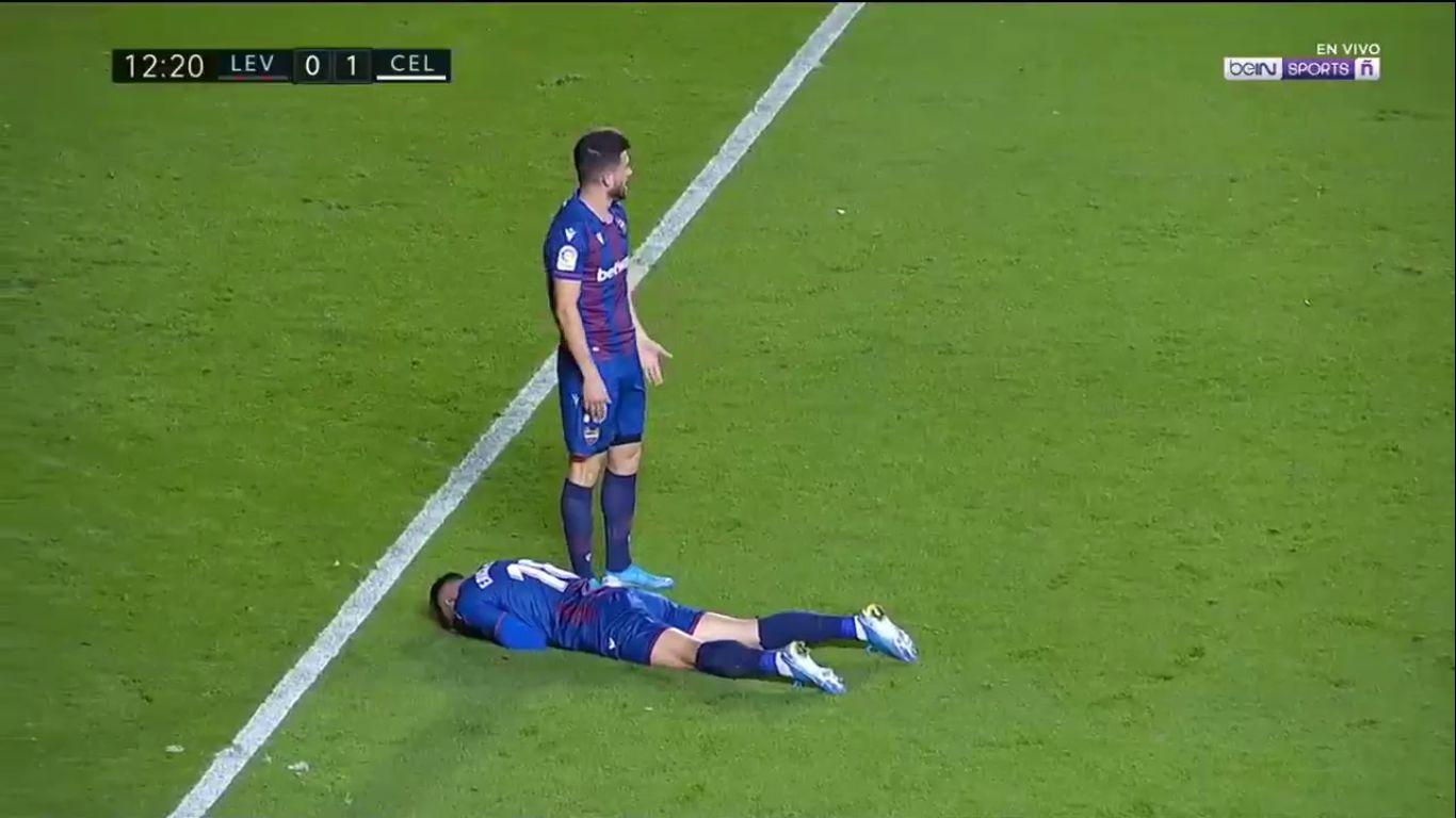 22-12-2019 - Levante 3-1 Celta Vigo