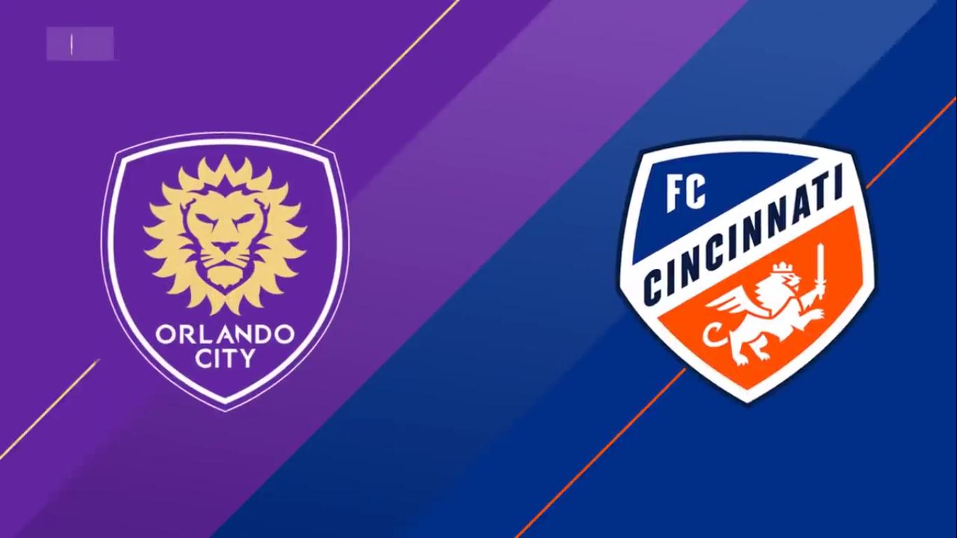 20-05-2019 - Orlando City 5-1 FC Cincinnati
