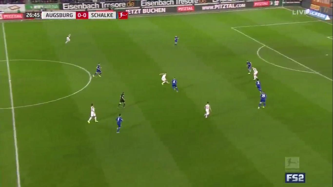 03-11-2019 - Augsburg 2-3 Schalke 04