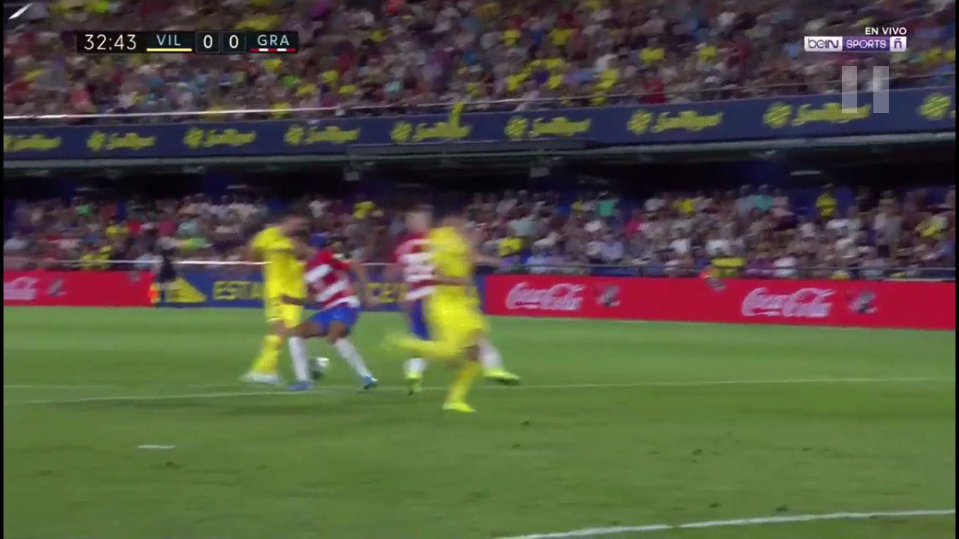 17-08-2019 - Villarreal 4-4 Granada