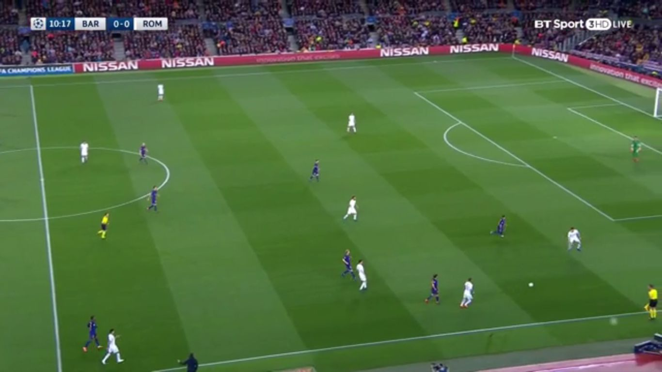 04-04-2018 - Barcelona 4-1 Roma (CHAMPIONS LEAGUE)