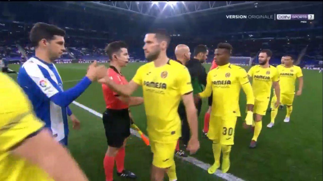 17-01-2019 - RCD Espanyol 3-1 Villarreal (COPA DEL REY)