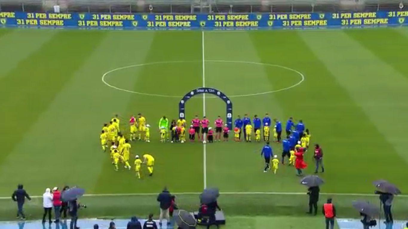 19-05-2019 - Chievo 0-0 Sampdoria