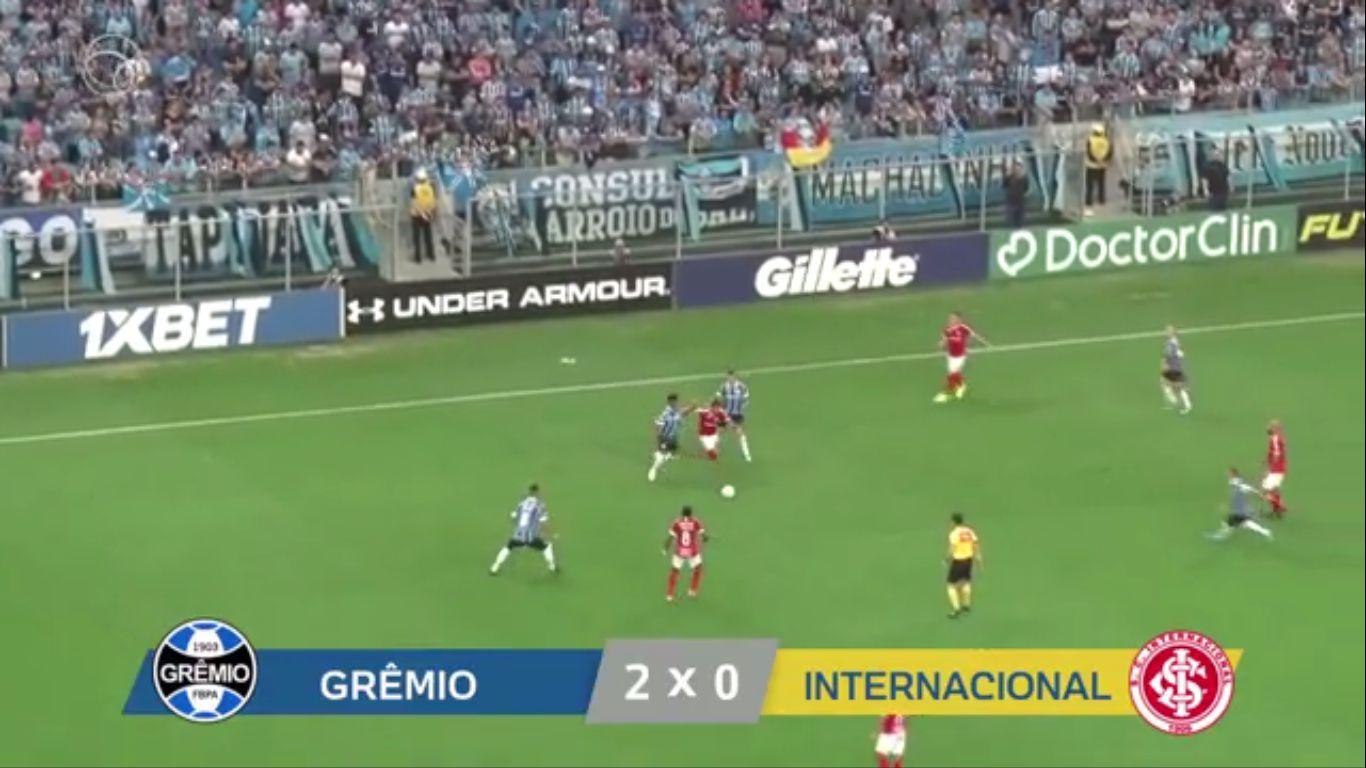 04-11-2019 - Gremio 2-0 Internacional