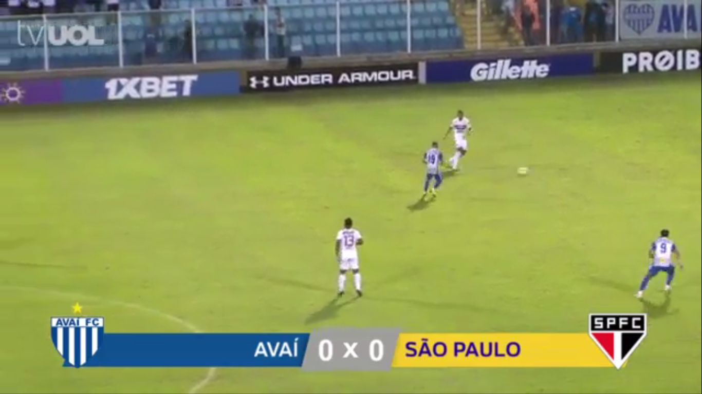 09-06-2019 - Avai FC SC 0-0 Sao Paulo