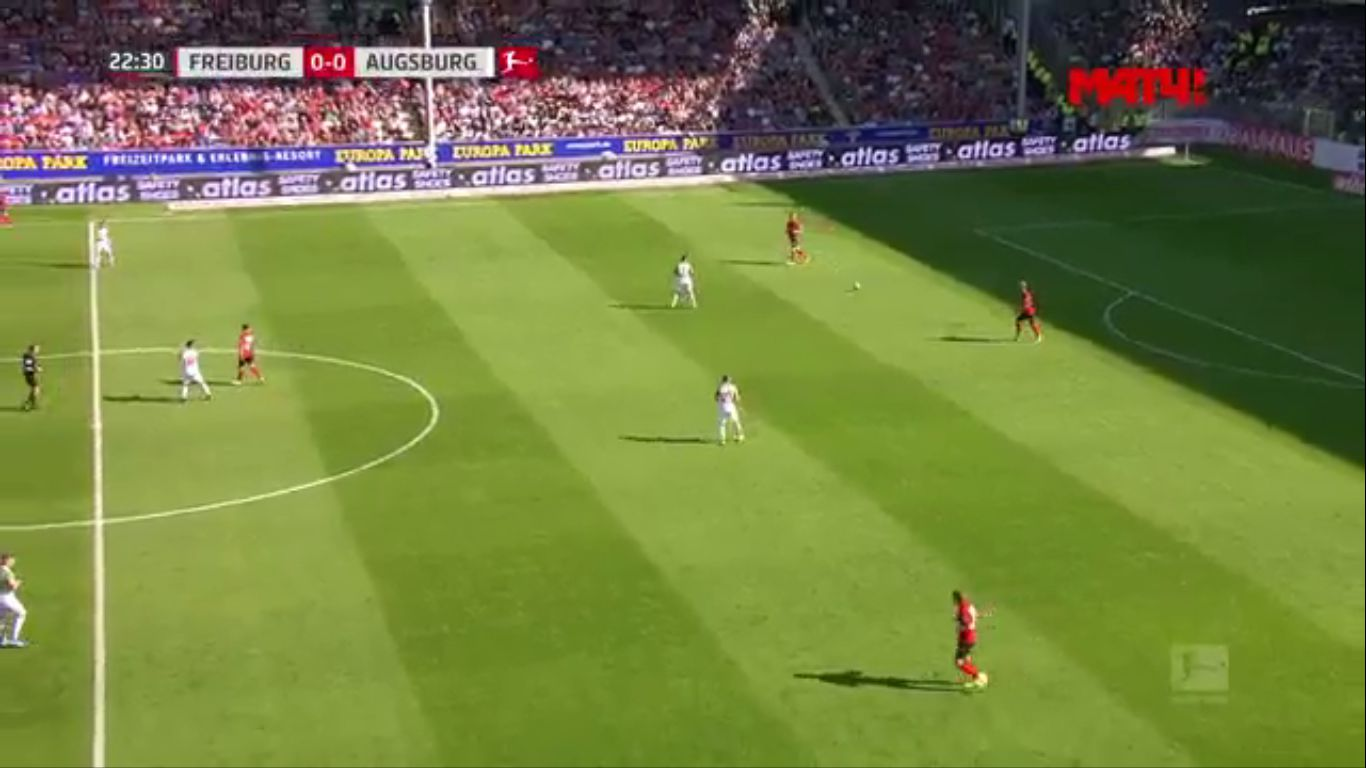 21-09-2019 - Freiburg 1-1 Augsburg