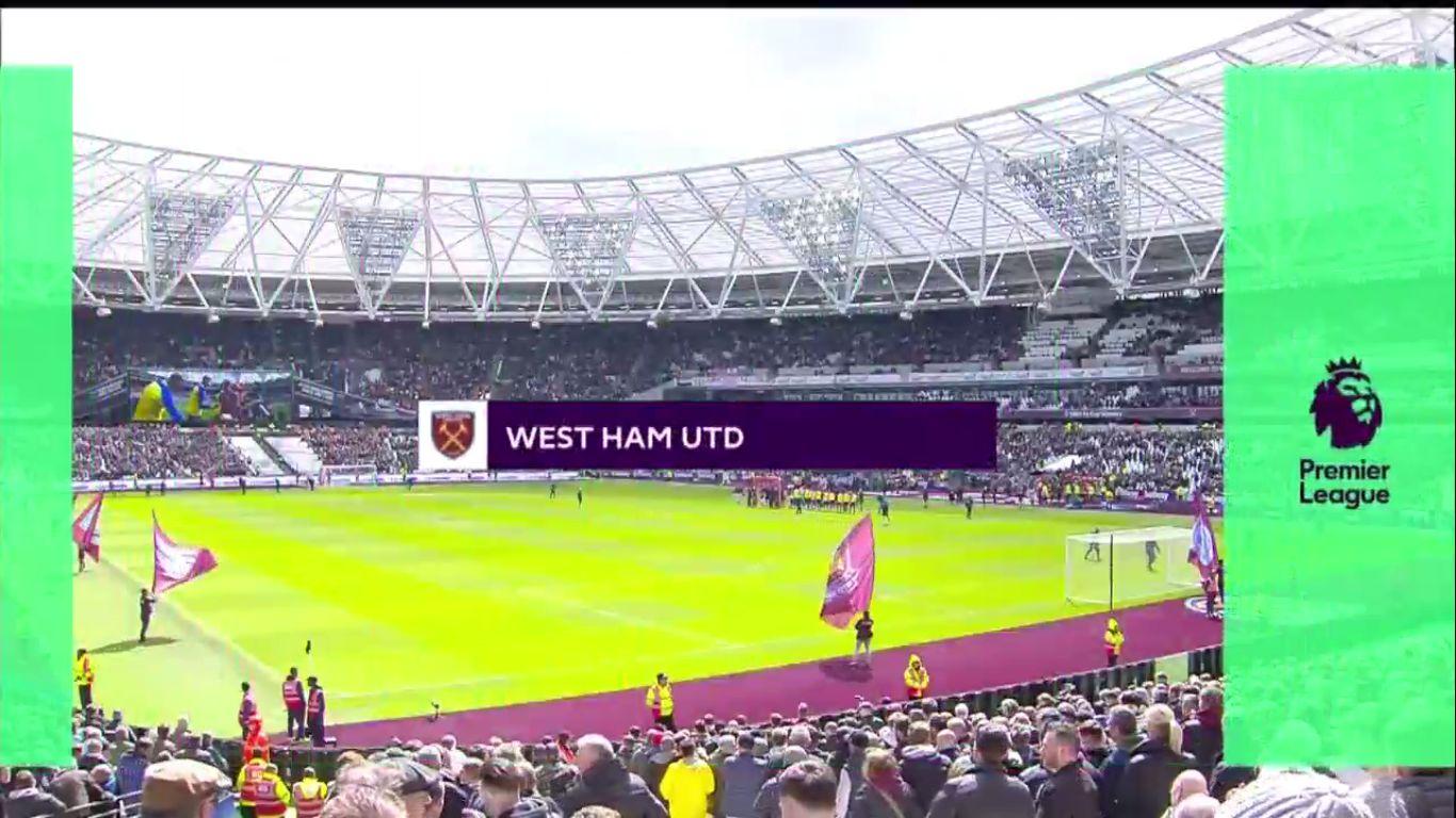 04-05-2019 - West Ham United 3-0 Southampton