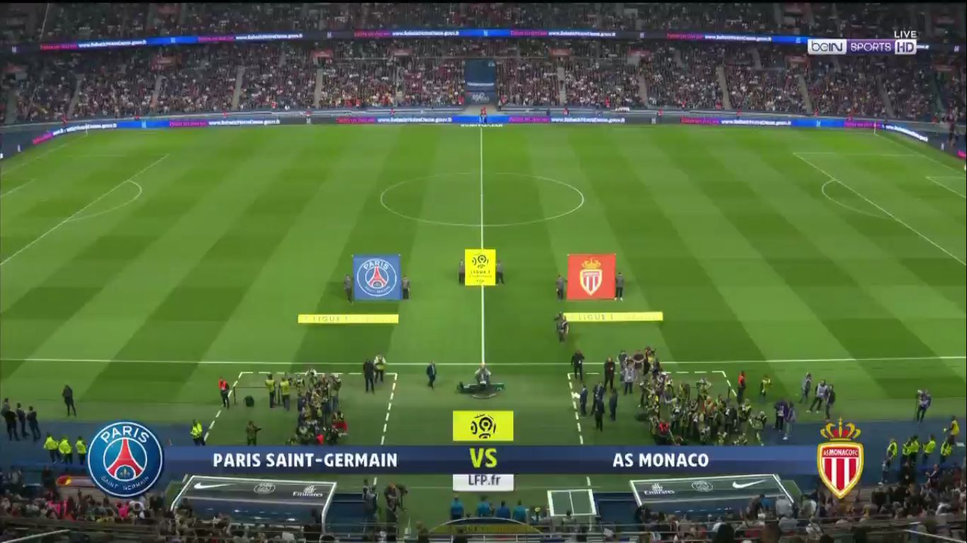 21-04-2019 - Paris Saint-Germain 3-1 Monaco