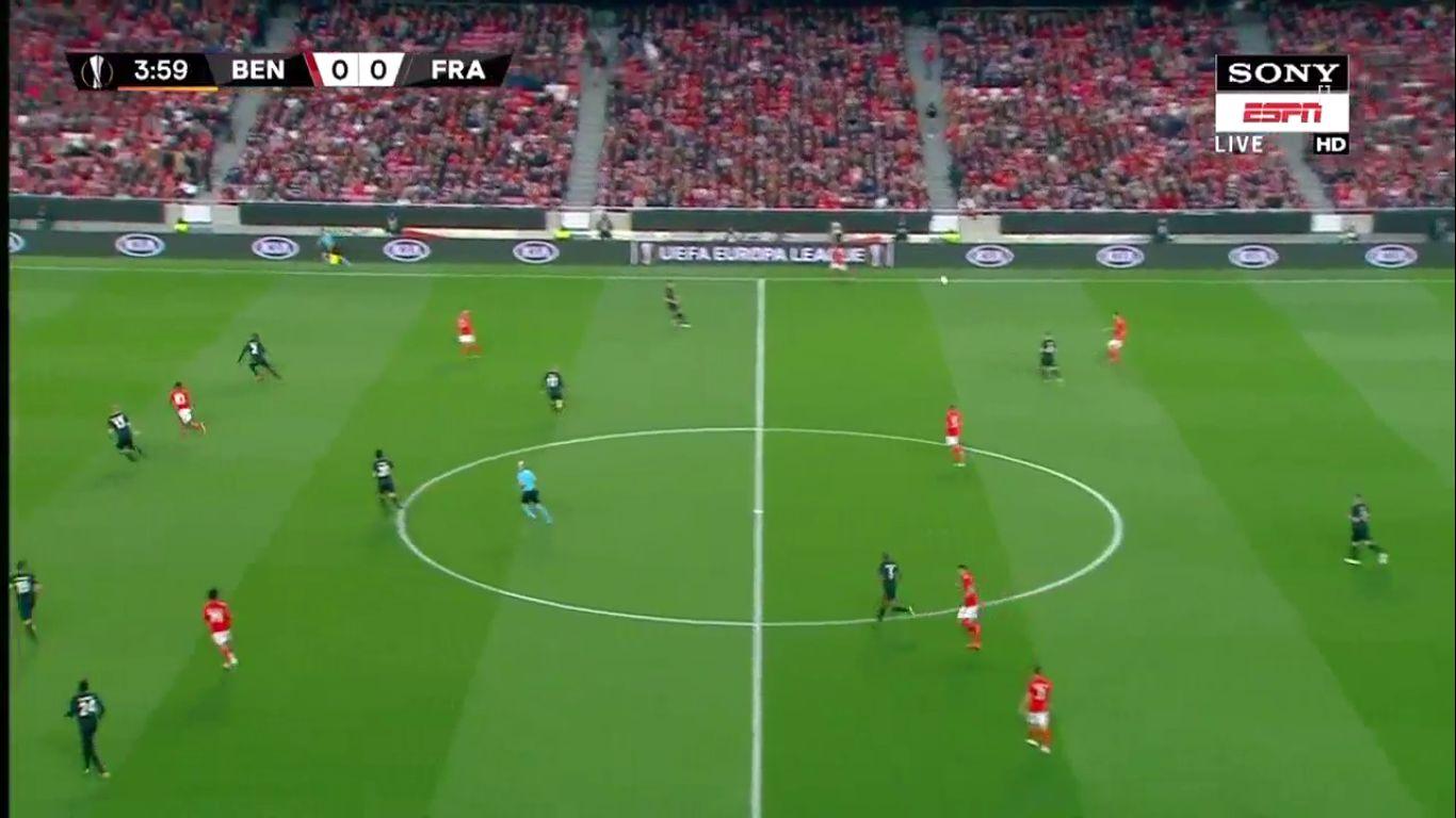 11-04-2019 - Benfica 4-2 Eintracht Frankfurt (EUROPA LEAGUE)