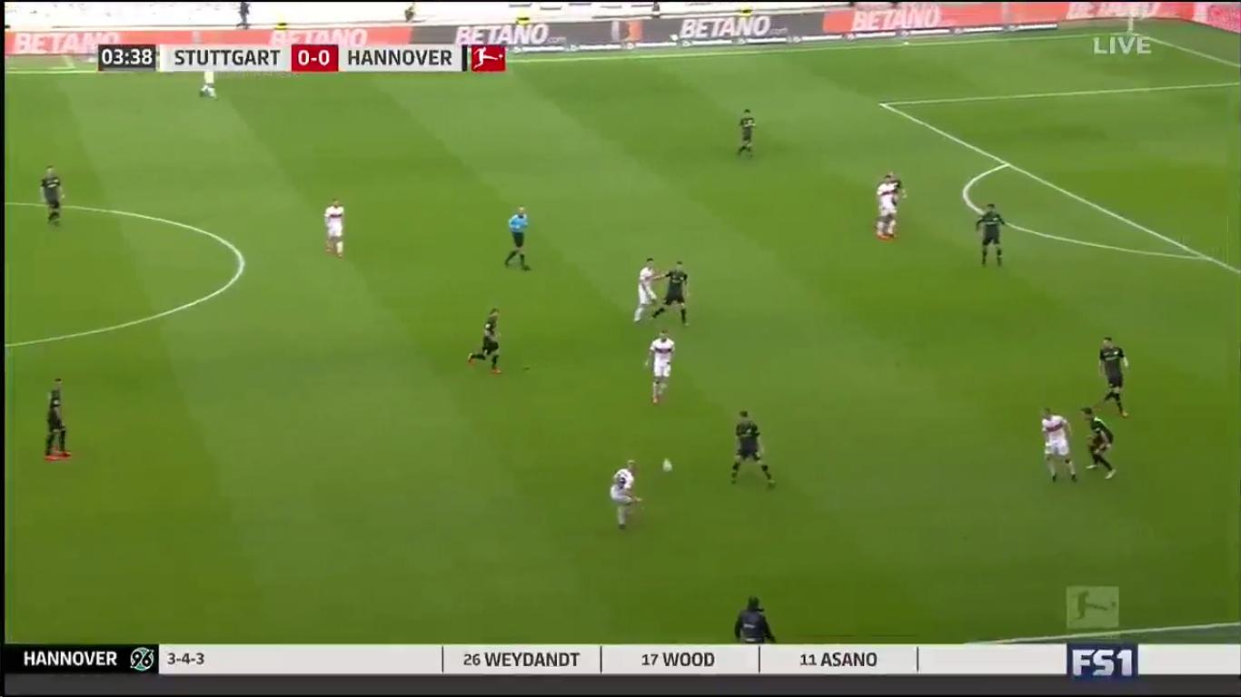 03-03-2019 - VfB Stuttgart 5-1 Hannover 96