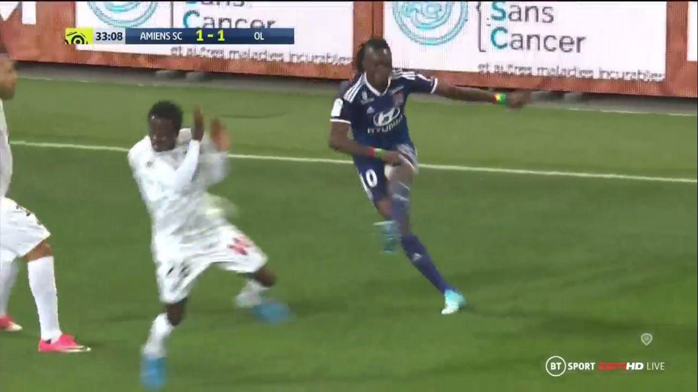 13-09-2019 - Amiens 2-2 Lyon