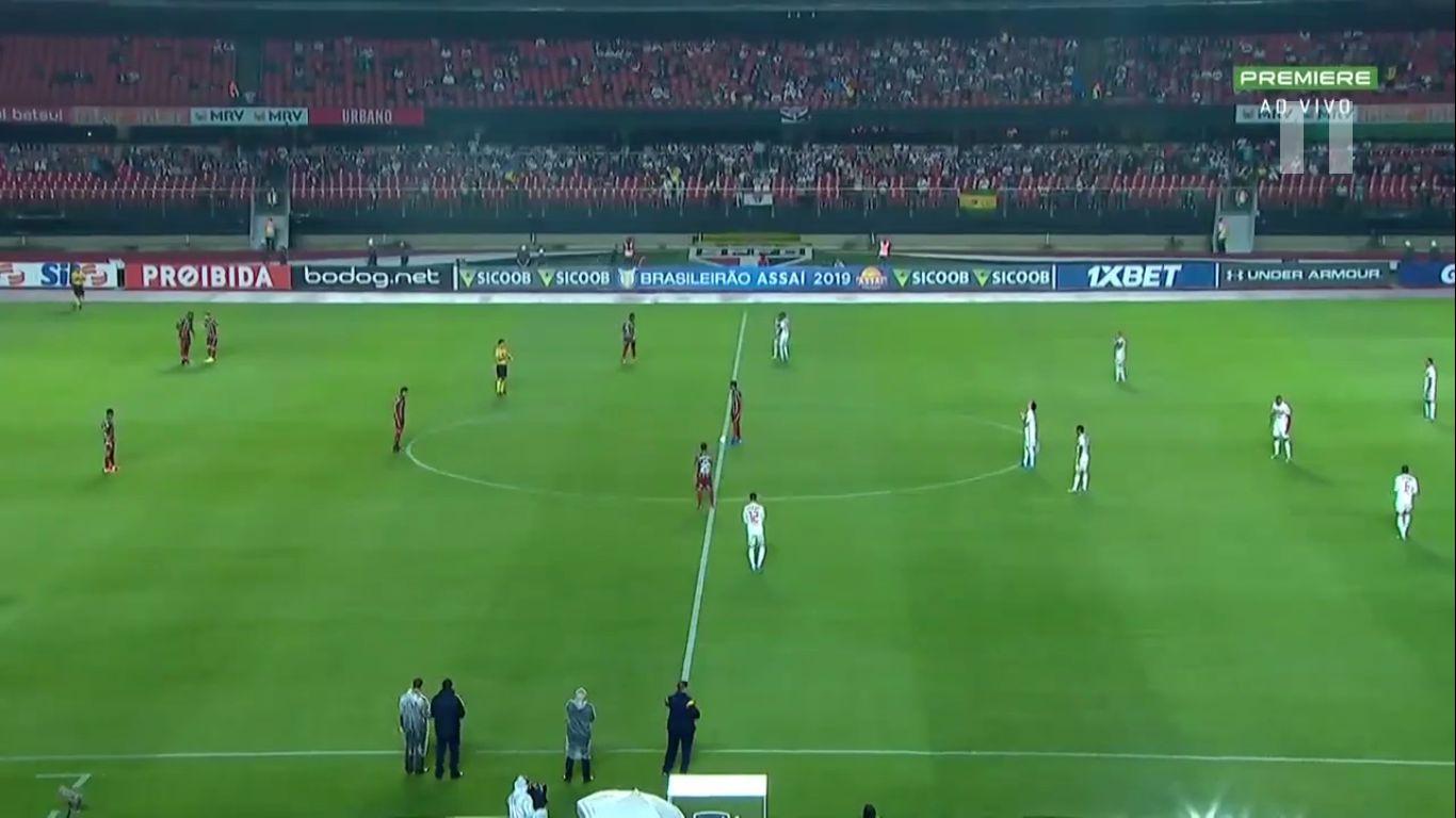 08-11-2019 - Sao Paulo 0-2 Fluminense FC RJ
