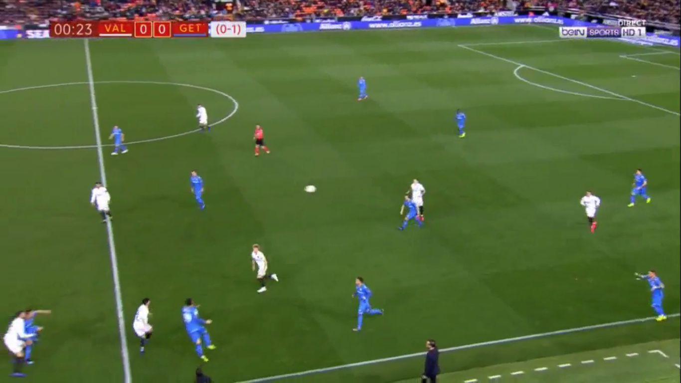 29-01-2019 - Valencia 3-1 Getafe (COPA DEL REY)