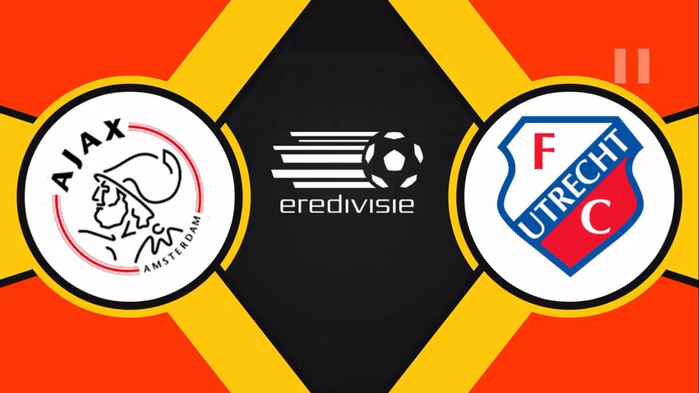 10-11-2019 - Ajax Amsterdam 4-0 FC Utrecht