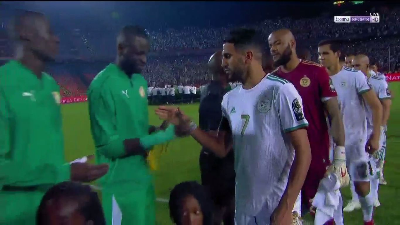 19-07-2019 - Senegal 0-1 Algeria (AFRICA CUP OF NATIONS - FINAL)