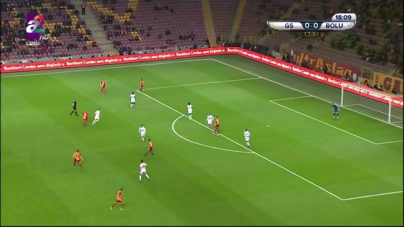 29-01-2019 - Galatasaray 4-1 Boluspor (ZIRAAT CUP)