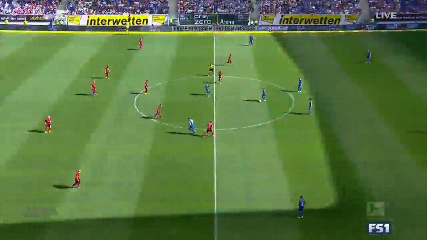 15-09-2019 - Hoffenheim 0-3 Freiburg