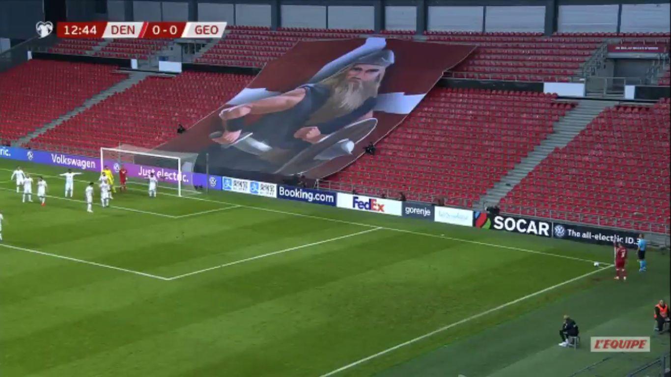 10-06-2019 - Denmark 5-1 Georgia (EURO QUALIF.)