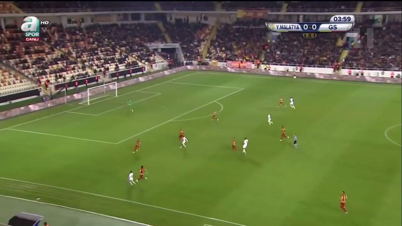 25-04-2019 - Yeni Malatyaspor 2-5 Galatasaray (ZIRAAT CUP)
