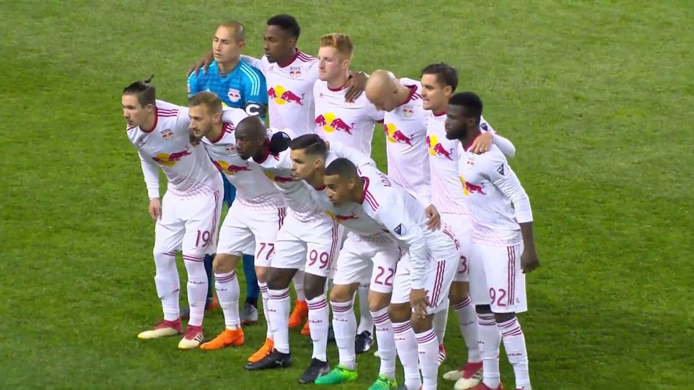 14-03-2018 - New York Red Bulls 3-1 Tijuana (CONCACAF CHAMPIONS LEAGUE)