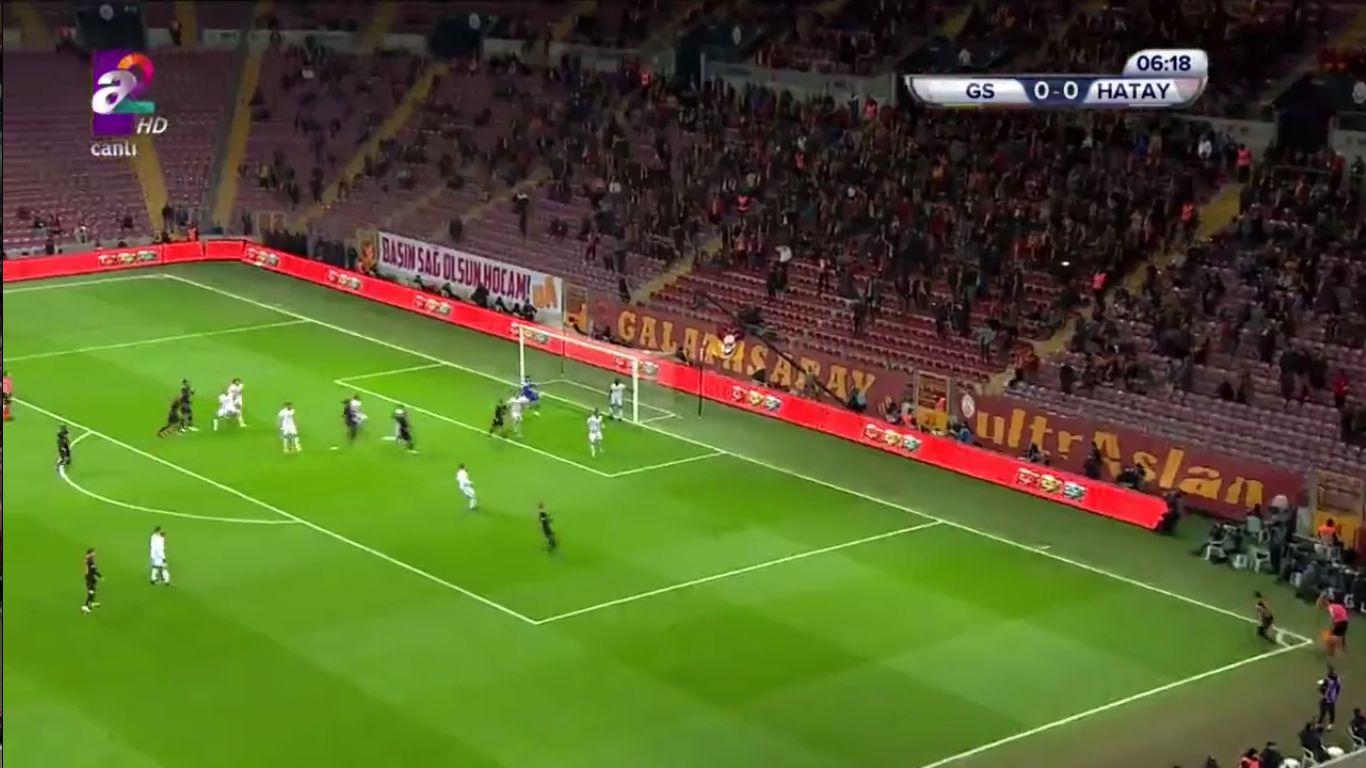 06-02-2019 - Galatasaray 2-0 Hatayspor (ZIRAAT CUP)